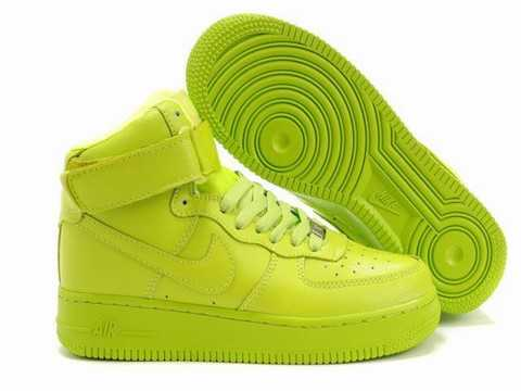chaussure air force one jaune,nike air force one ebay